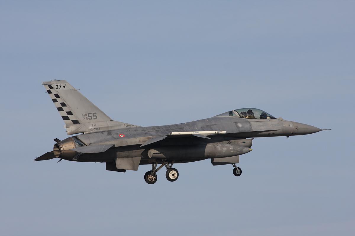 Italian F-16 TLP 2009 Florennes