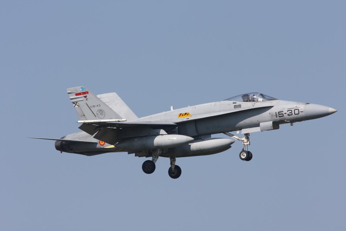 F18-A Ala 15 TLP 2009