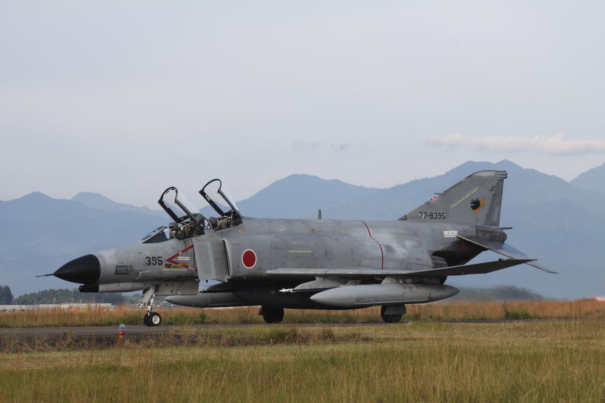 F-4EJ at Nyutabaru