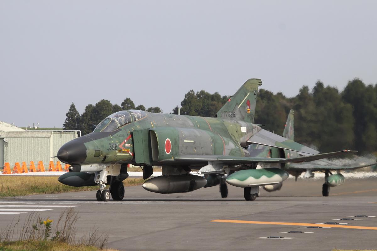 RF-4EJ Hyakuri