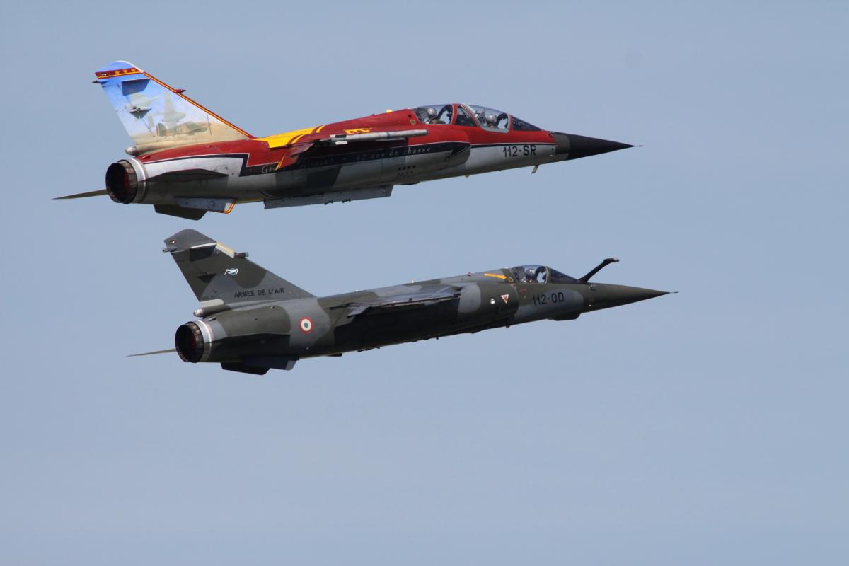Mirage F-1 Reims