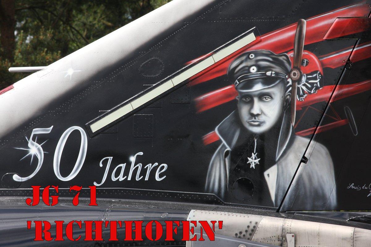 50 years JG-71 Wiitmund