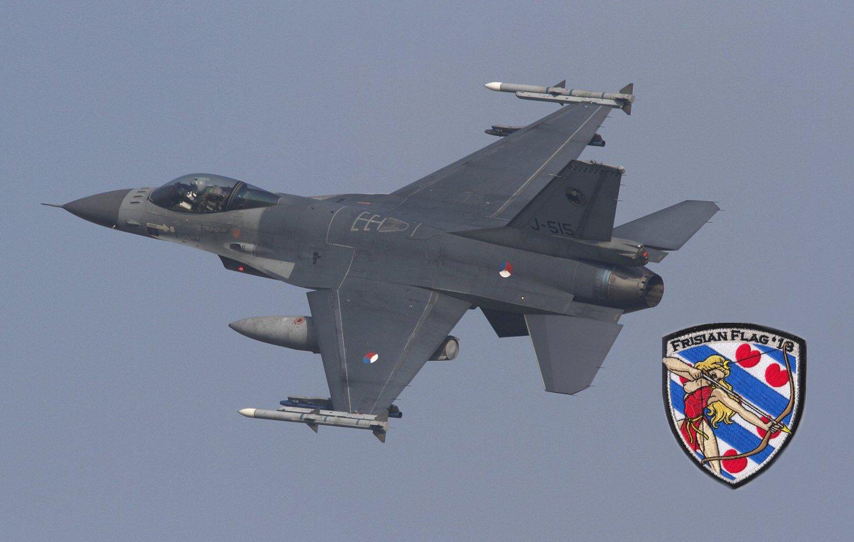 F-16AMJ-515